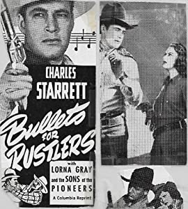 Movies hq free download Bullets for Rustlers by [BDRip]