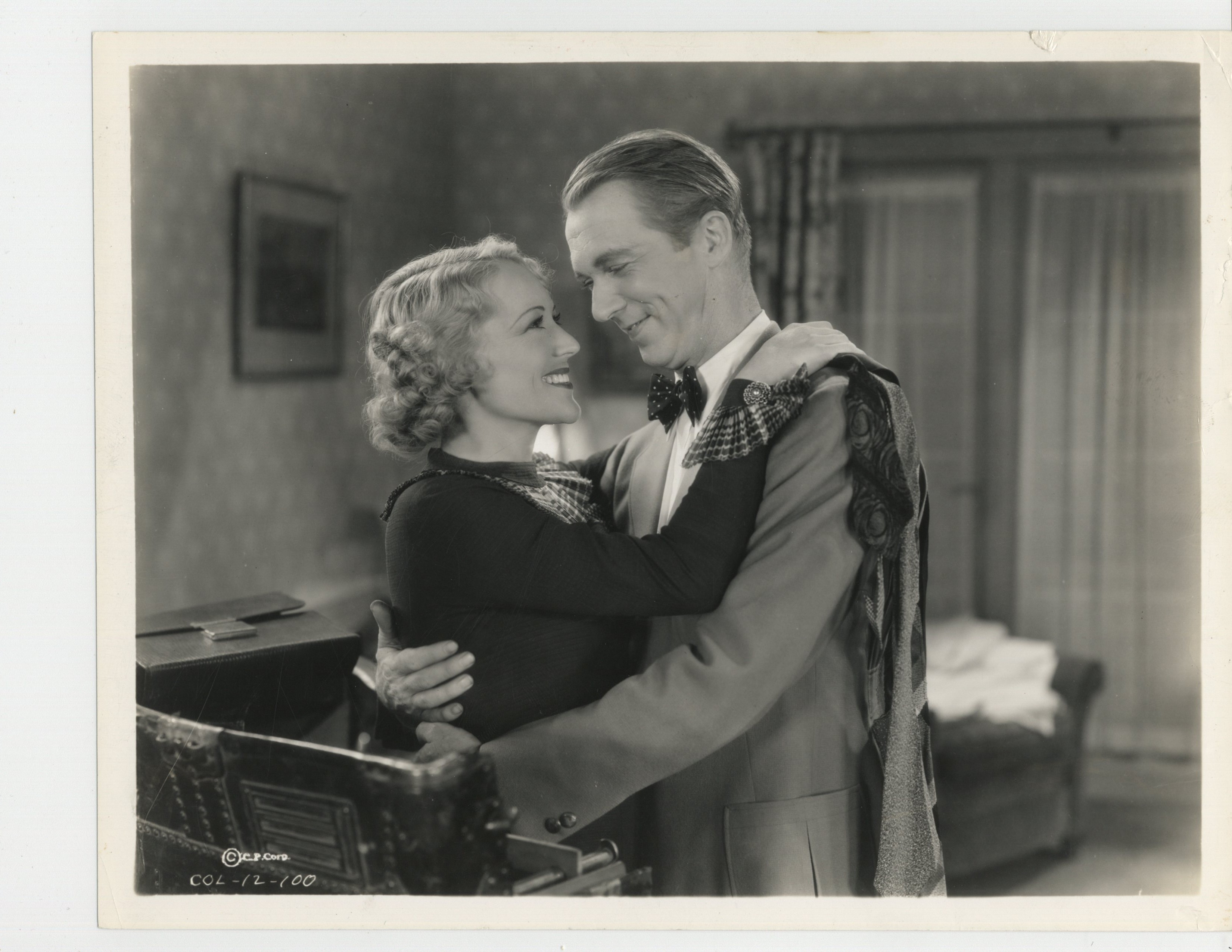 Sally Eilers and Lee Tracy in Carnival (1935)