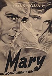 Mary (1931) Poster - Movie Forum, Cast, Reviews