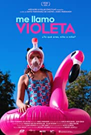 My Name Is Violeta Poster