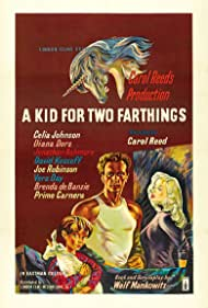 Diana Dors in A Kid for Two Farthings (1955)