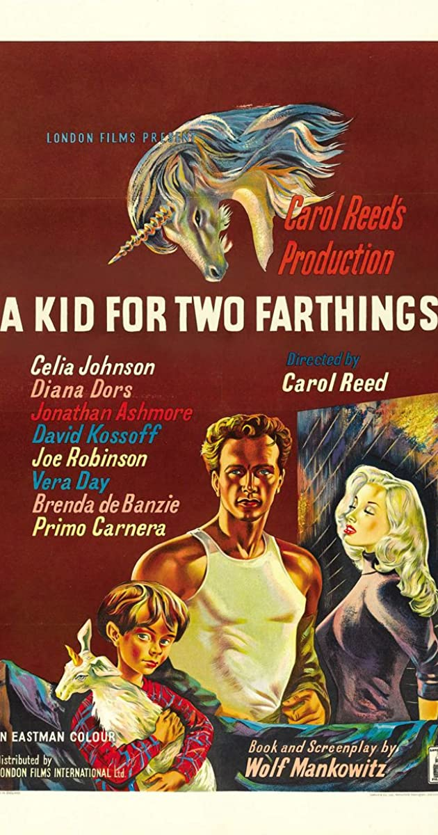 Subtitle of A Kid for Two Farthings