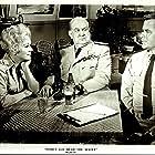 Glenn Ford, Eva Gabor, and Howard Smith in Don't Go Near the Water (1957)