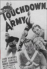 Primary photo for Touchdown, Army