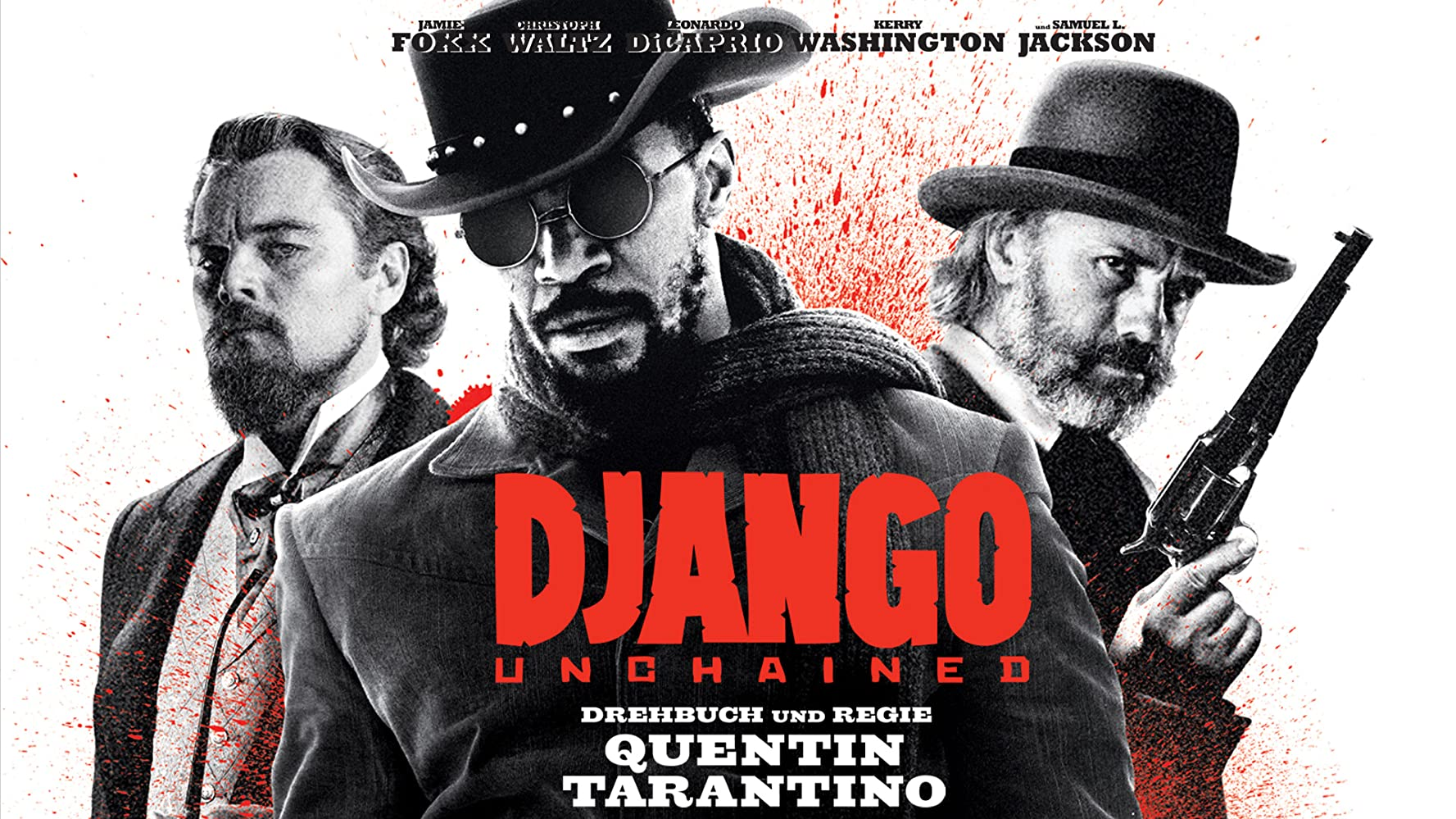 django unchained drehbuch