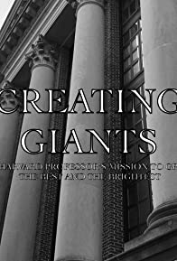 Primary photo for Creating Giants