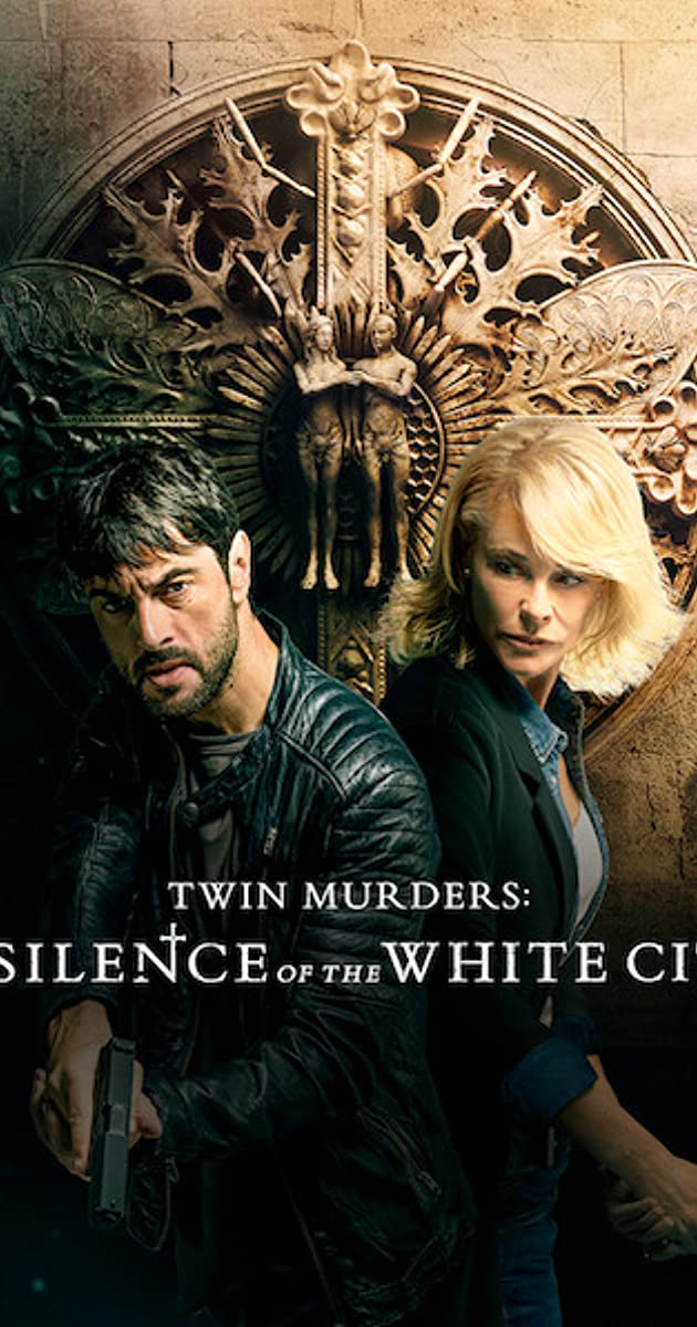 Image result for twin murders: The Silence of the White city poster