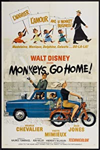 Monkeys, Go Home! USA