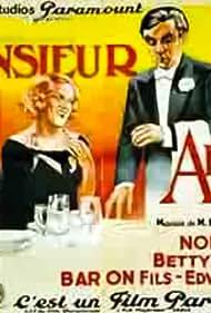 Monsieur Albert (1932)