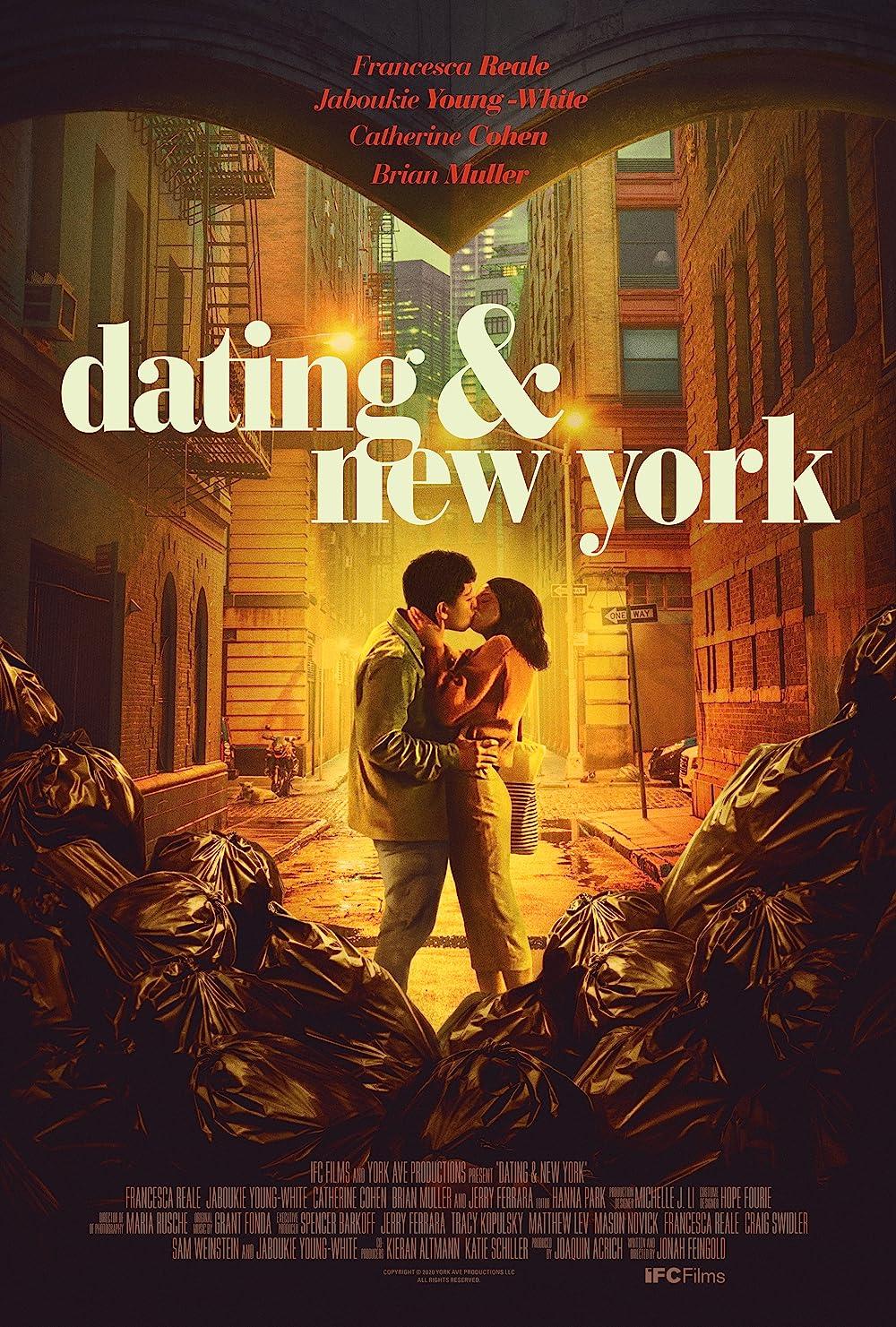 Download Dating & New York (2021) Telugu Dubbed (Voice Over) & English [Dual Audio] WebRip 720p [1XBET] FREE on 1XCinema.com & KatMovieHD.sk