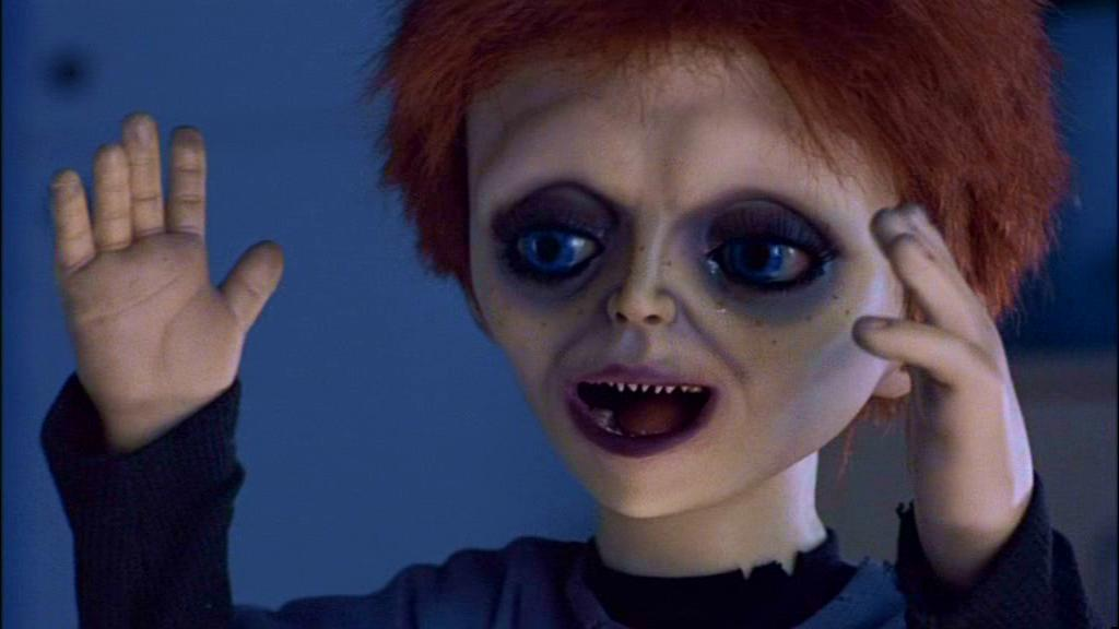 """Movie Review: """"Seed of Chucky"""" (2004) 