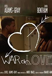 War on Love Poster