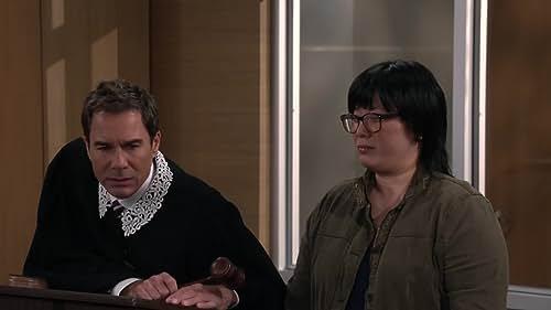 Will & Grace: Karen Crashes Will's Mock Trial