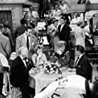Desi Arnaz, Lucille Ball, William Frawley, and Vivian Vance in I Love Lucy (1951)