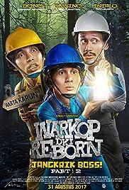 Warkop DKI Reborn: Jangkrik Boss Part 2 Poster
