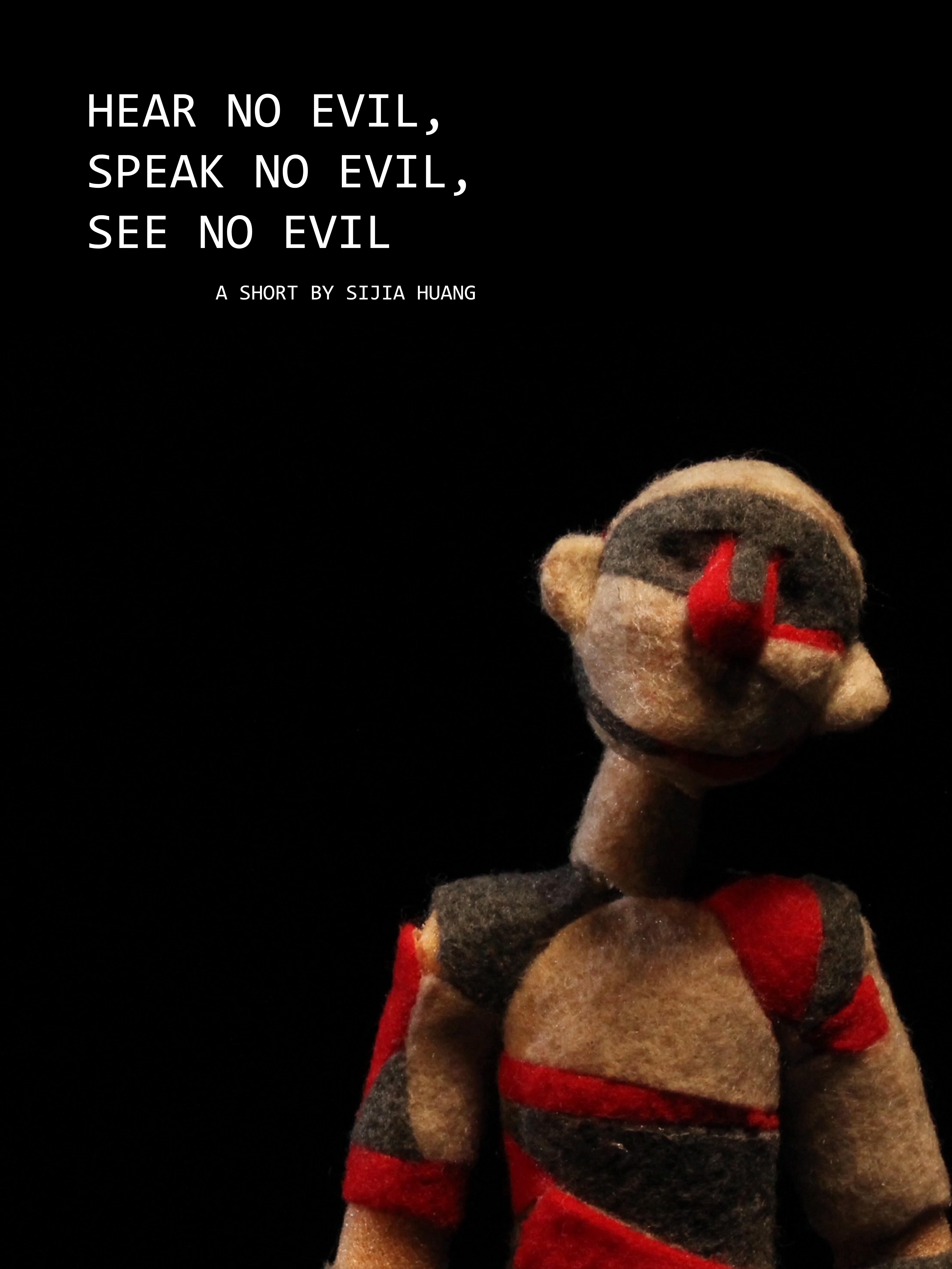 Hear No Evil Speak No Evil See No Evil 2015 Imdb