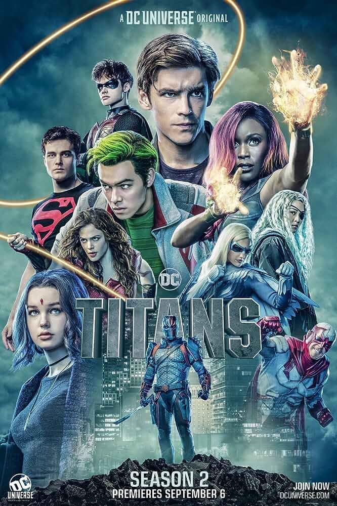 Titans (2020) Hindi Season 2