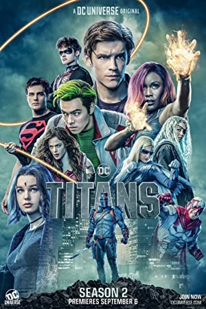 Titans Season 2 in Hindi (All Episodes Added) | 480p | 720p HD