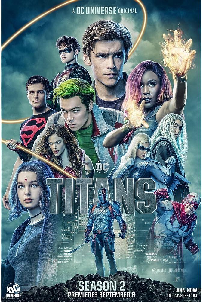 Titans (2018– )