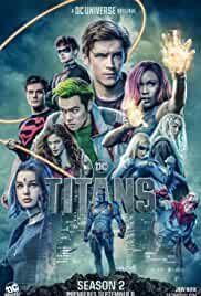 Download Titans {Season 1} Dual Audio (Hindi-English) Bluray 480p [2GB] || 720p [4GB]