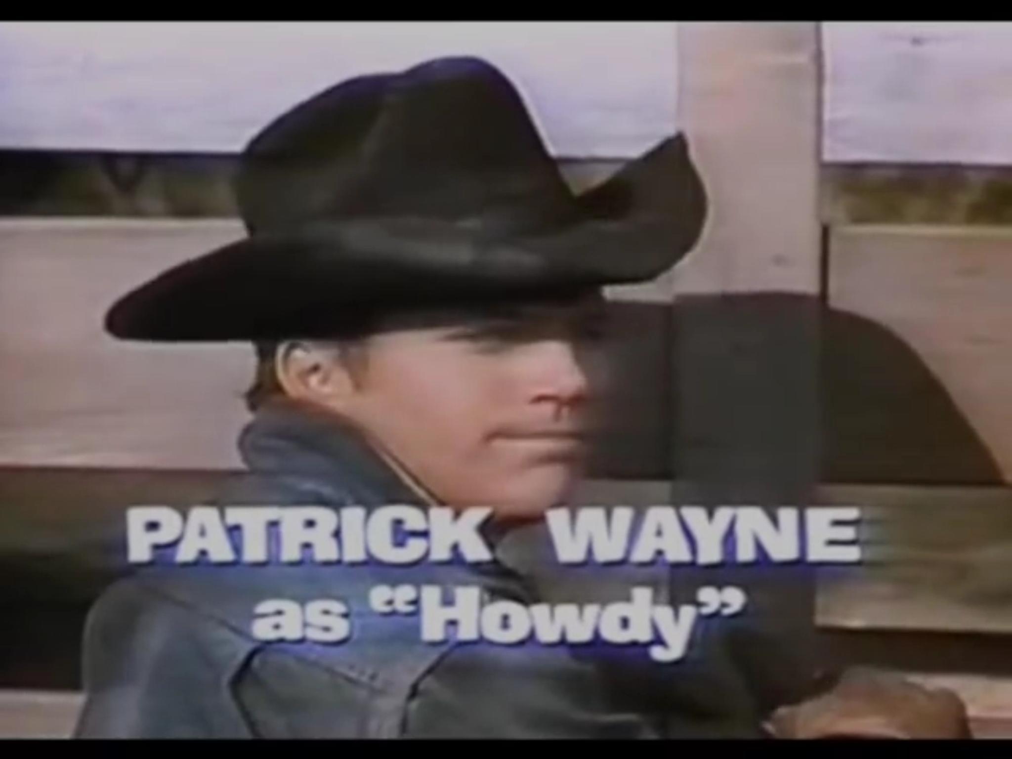 Patrick Wayne in The Rounders (1966)