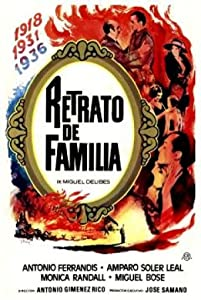 Movie trailer 1080p download Retrato de familia by Carlos Saura [1280x544]