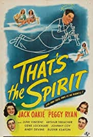 That's the Spirit Poster