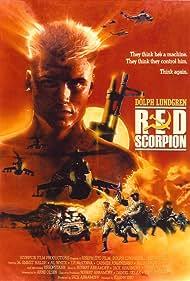 Dolph Lundgren in Red Scorpion (1988)