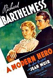 A Modern Hero Poster