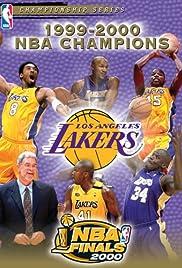 1999 2000 Nba Champions Los Angeles Lakers Video 2000 Imdb