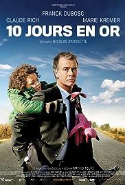 10 jours en or Poster