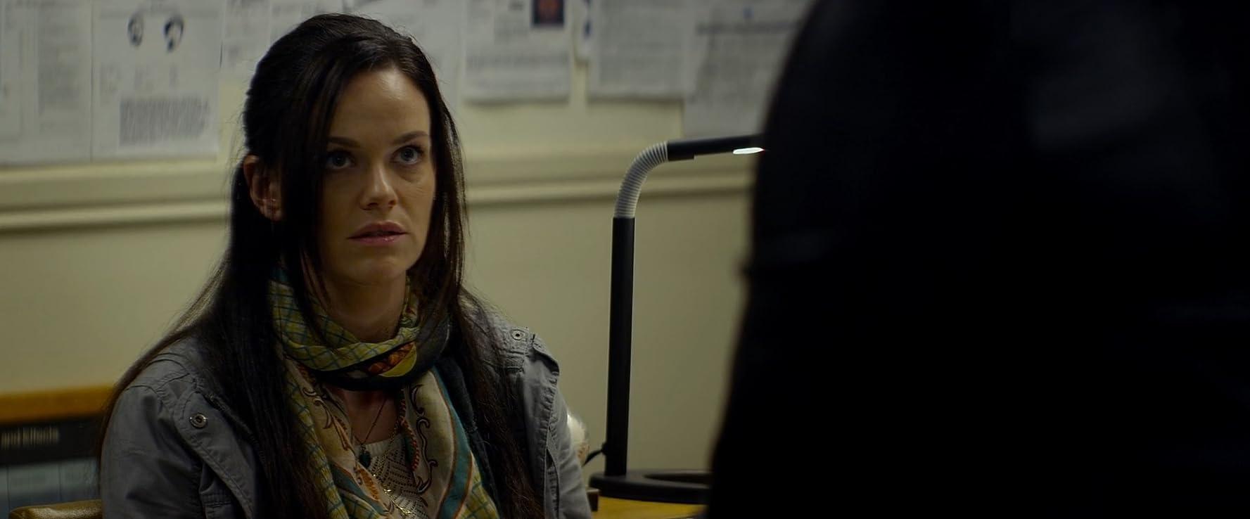 Lydia Hull in Heist (2015)
