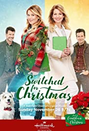 Switched for Christmas Poster