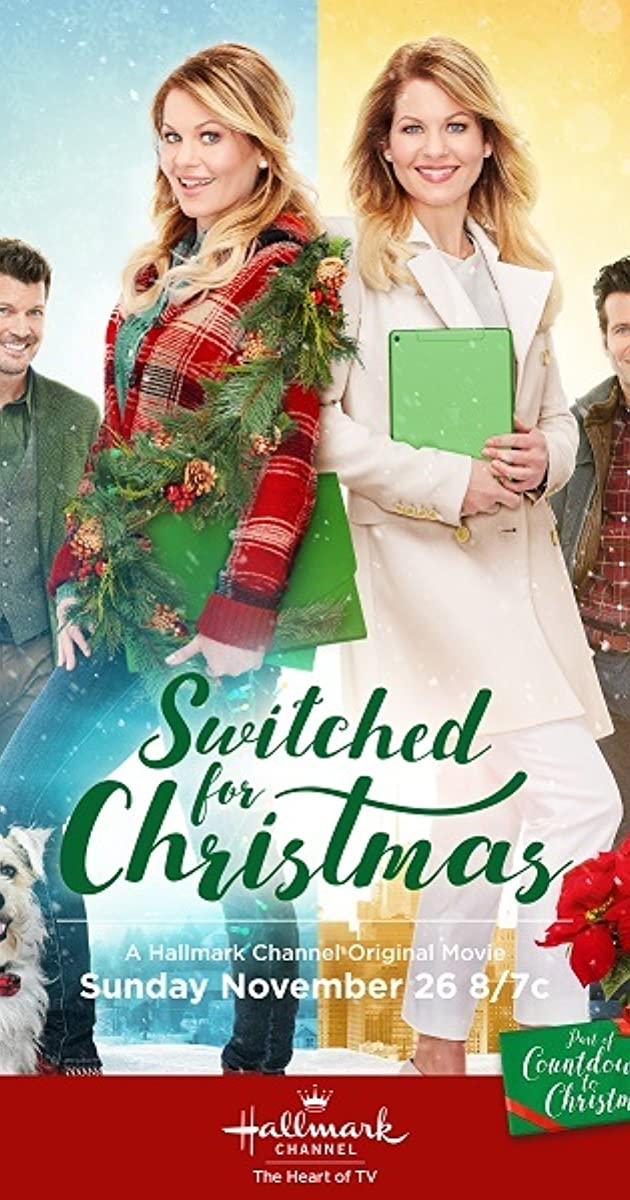 Switched for Christmas (TV Movie 2017) - IMDb