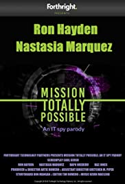 Mission Totally Possible: An IT spy parody Poster