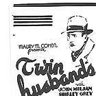Shirley Grey, John Miljan, and Monroe Owsley in Twin Husbands (1933)