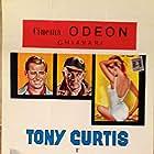 Tony Curtis, Joe Sawyer, and Don Taylor in Johnny Dark (1954)