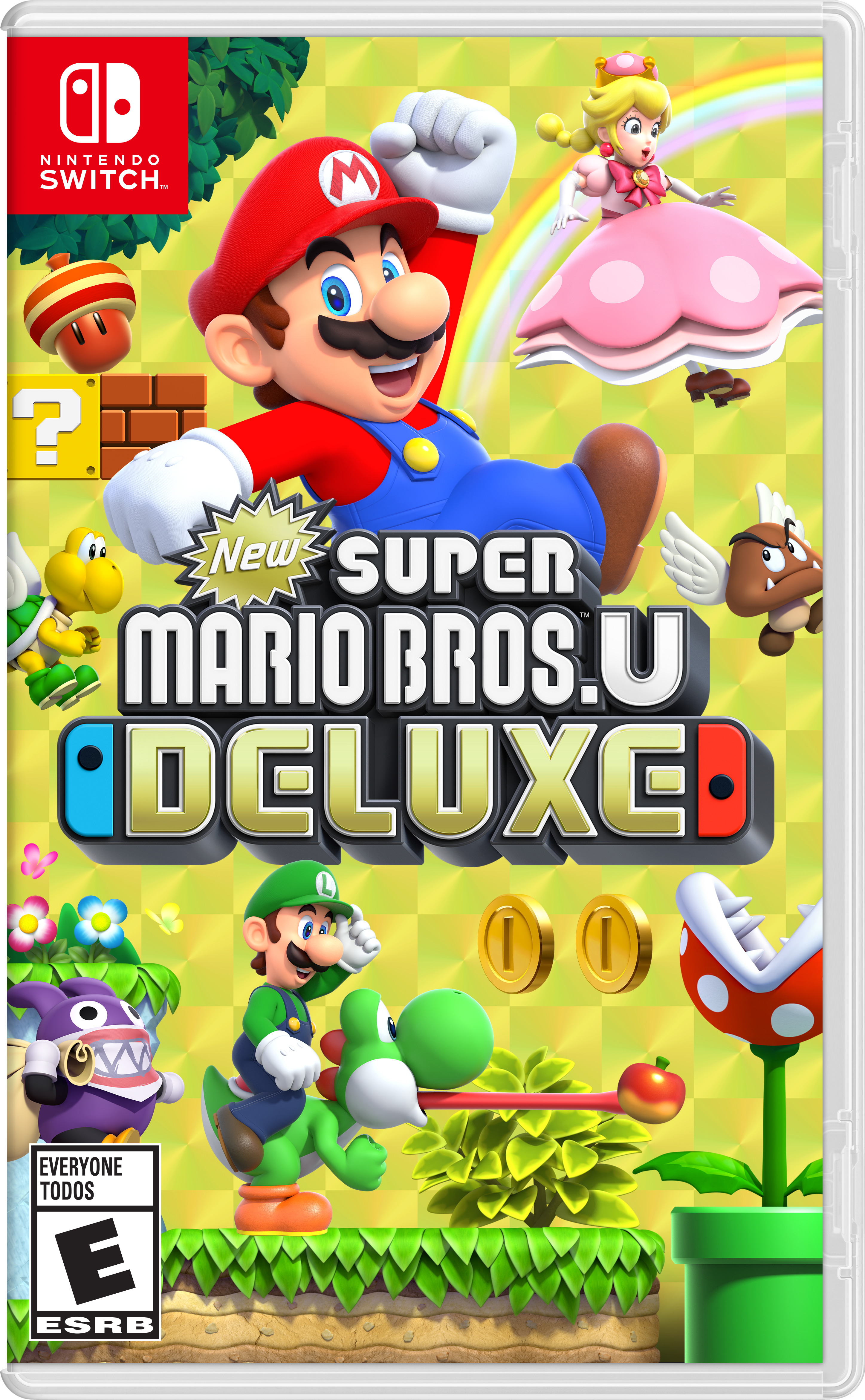 New Super Mario Bros U Deluxe Video Game 2019 Imdb