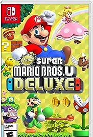 New Super Mario Bros. U Deluxe Poster
