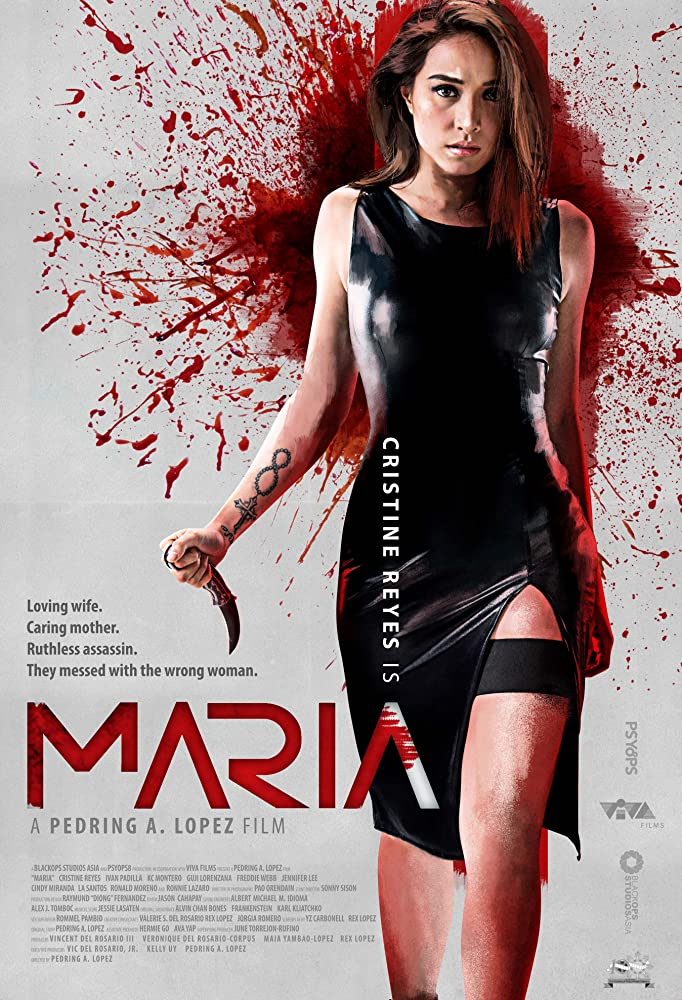 18+ Maria (2019) English 300MB WEB-DL 480p x264