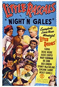 Night 'n' Gales (1937) Poster - Movie Forum, Cast, Reviews