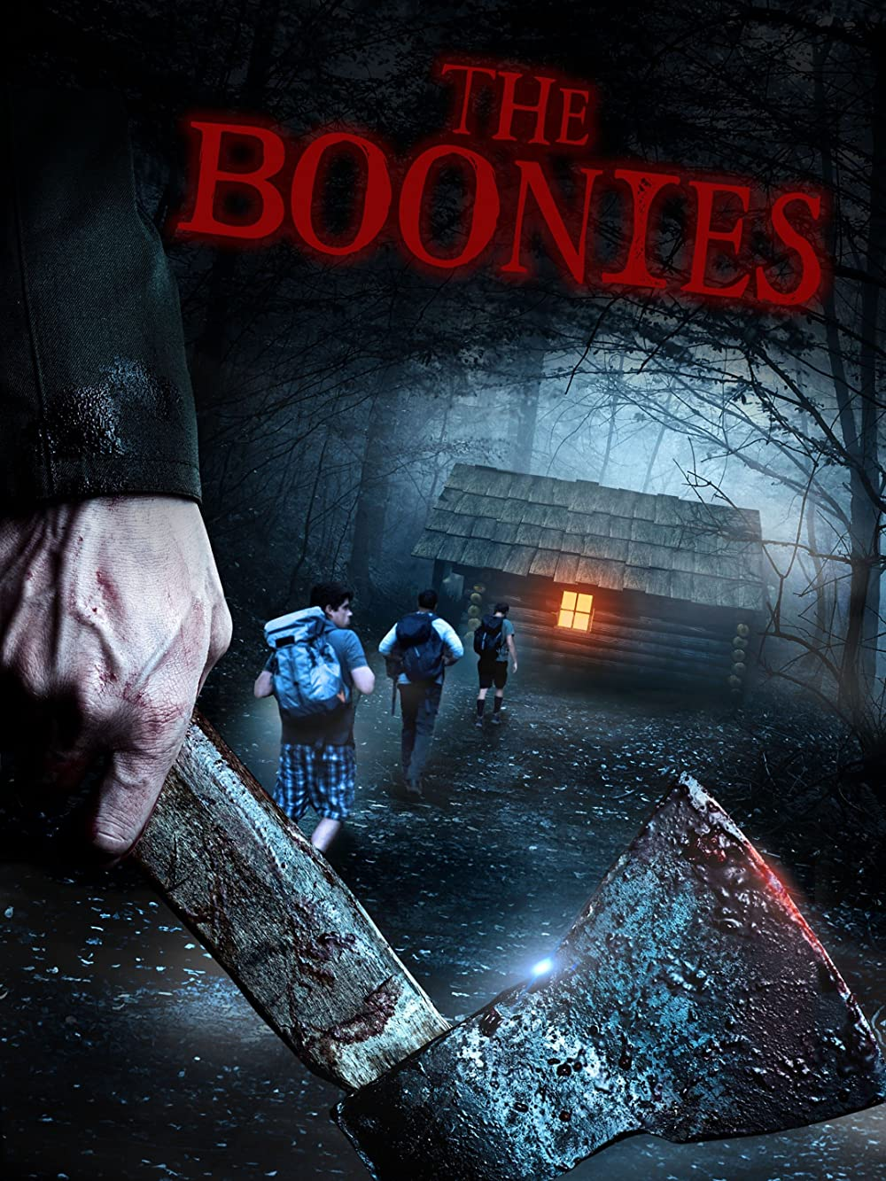The Boonies 2021 English HDRip 290MB Download