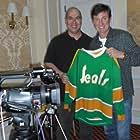 Wayne Gretzky and Mark Greczmiel in California Golden Seals Story (2016)