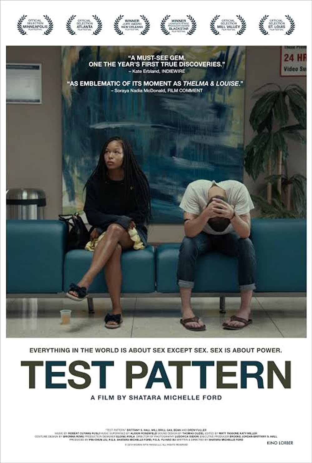 Test Pattern 2021 English 250MB HDRip