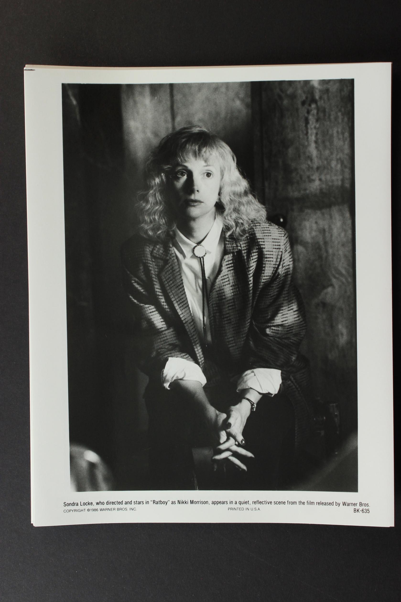 Sondra Locke in Ratboy (1986)