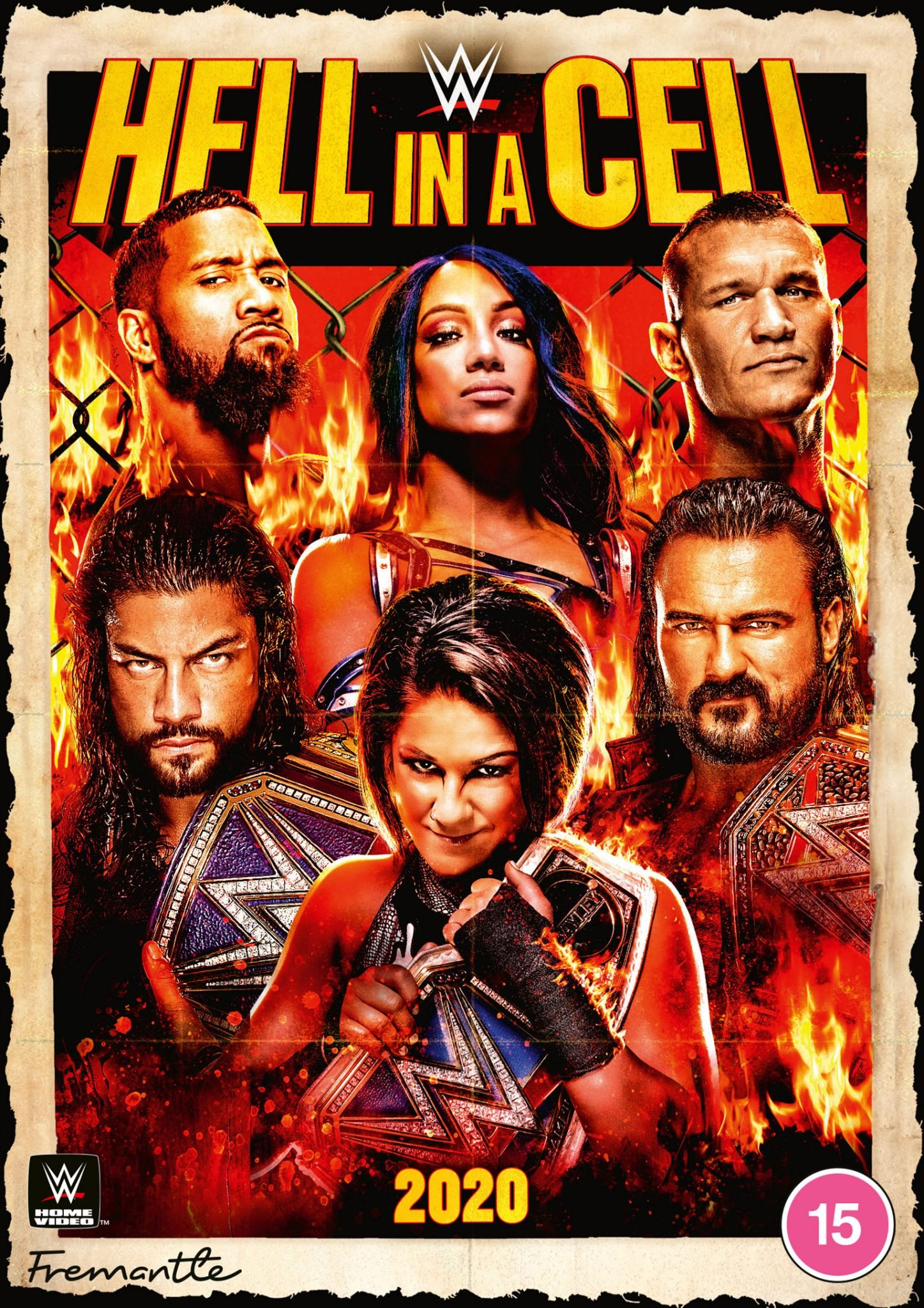 WWE Hell in a Cell hd on soap2day