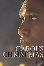 Carol's Christmas Poster