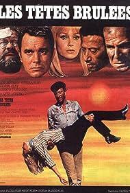 Estella Blain in Les têtes brûlées (1967)