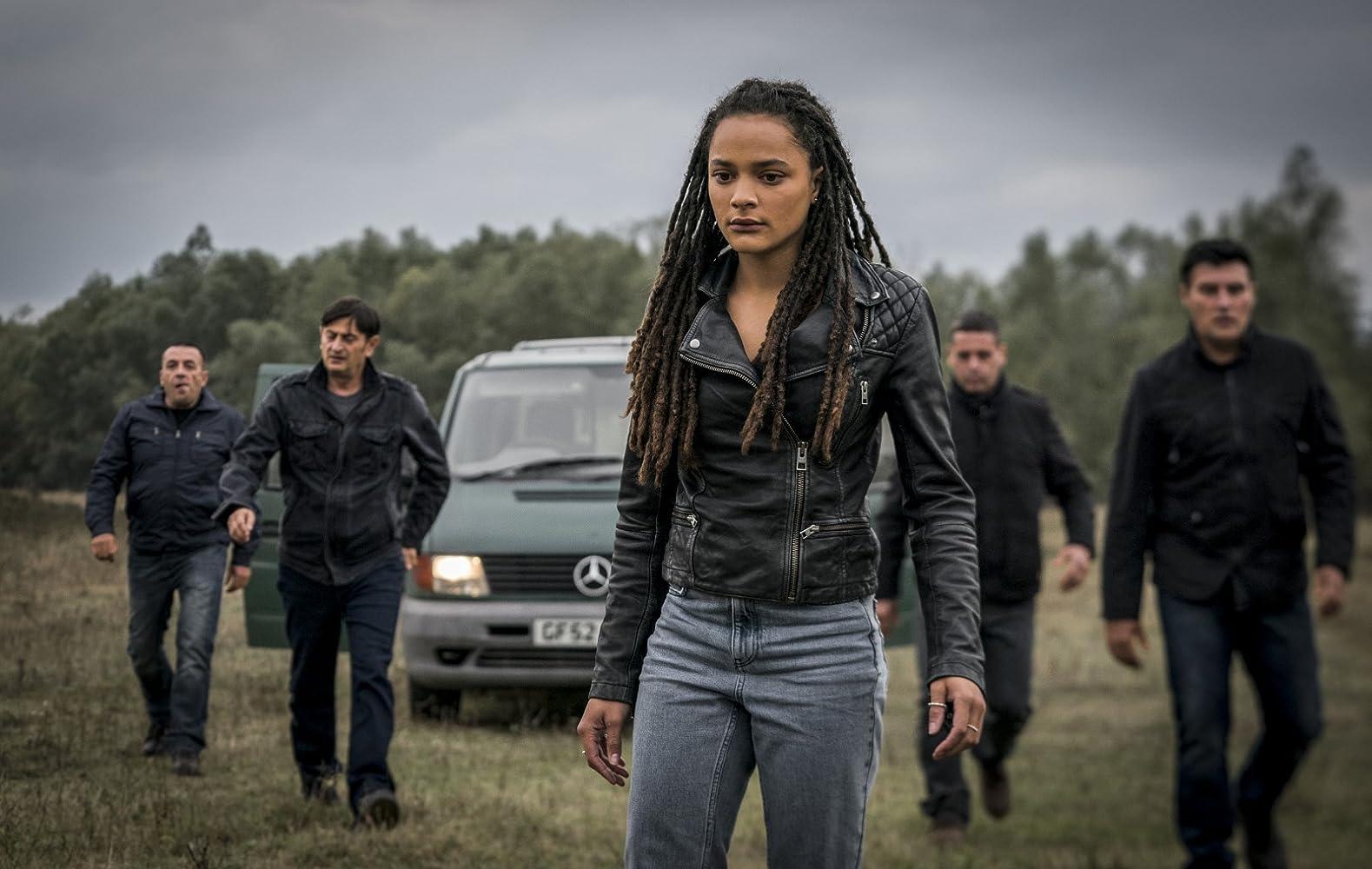 Sasha Lane in Hellboy (2019)