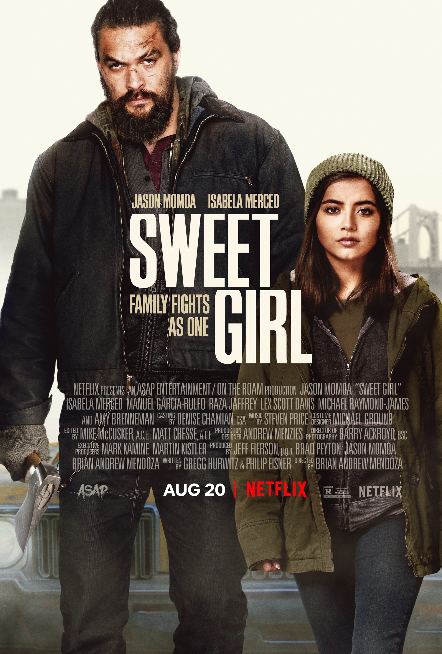 Phim Cô Gái Ngọt Ngào - Sweet Girl (2021)